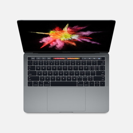 苹果 MacBook Pro  MPXW2 13英寸 512GB Touch Bar