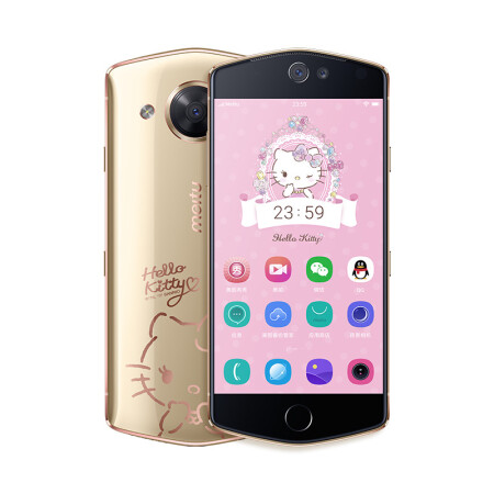 美图 M8s Hello Kitty 限量版